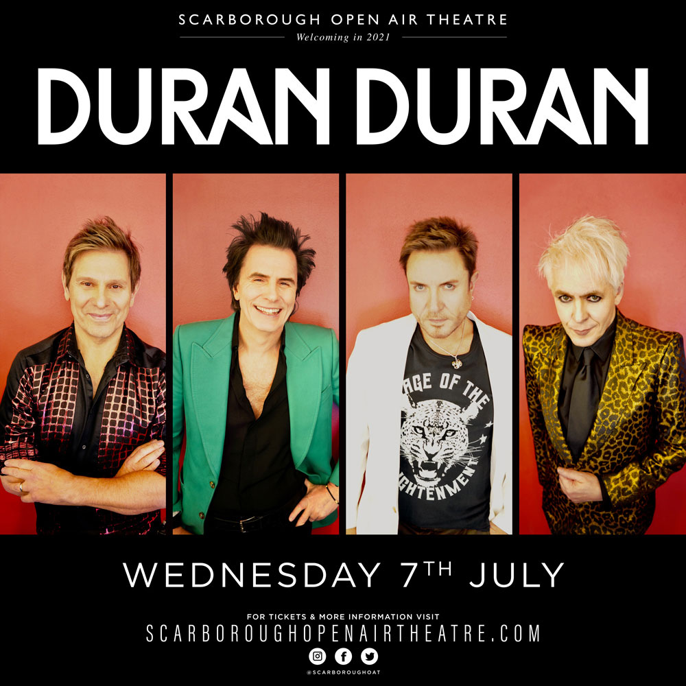 Square Duran Duran V1