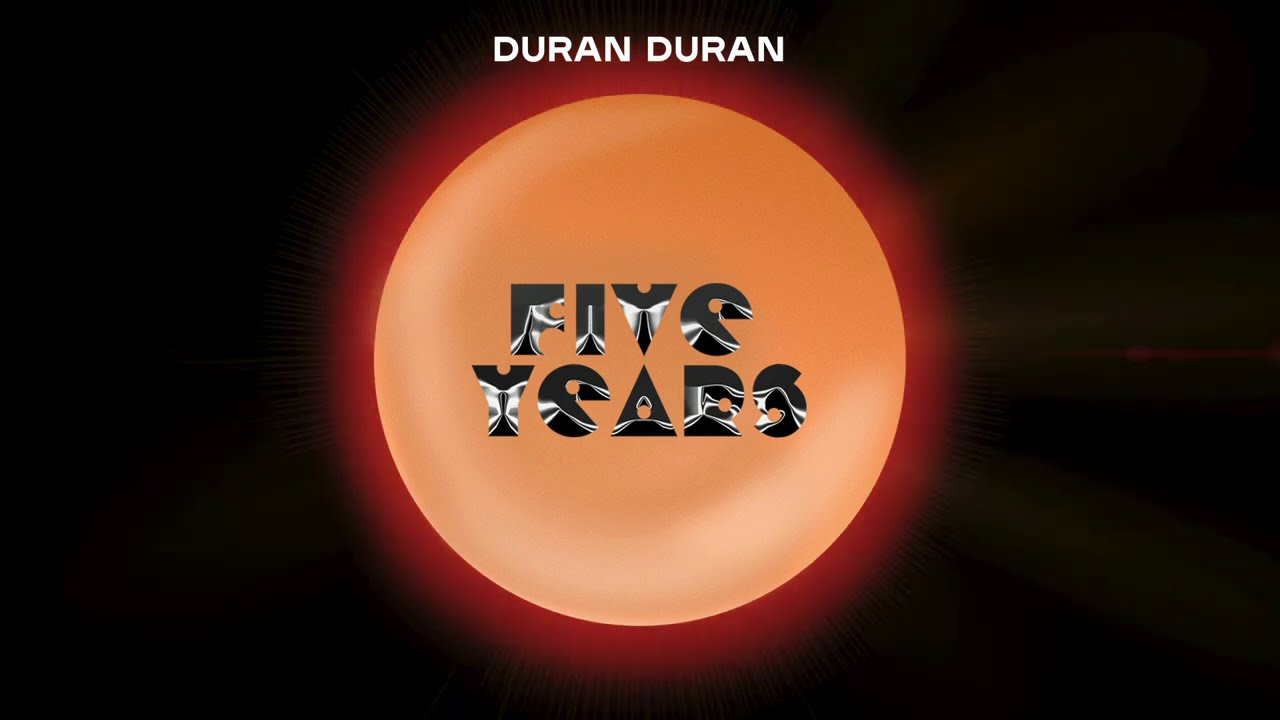 Duran Duran Five Years David Bowie Cover Official Audio