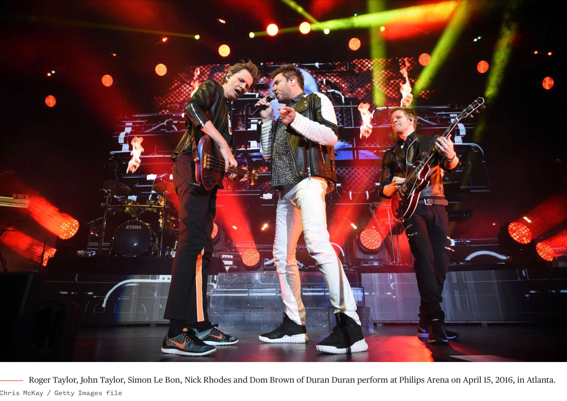 Duran live